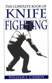 Complete Book Of Knife Fighting PDF