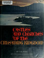 Castles and churches of the crusading kingdom by T. S. R. Boase