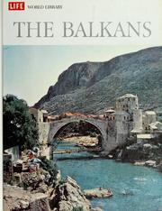 The Balkans by Edmund O. Stillman