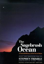 The Sagebrush Ocean by Stephen Trimble