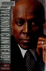 Vernon can read! by Vernon E. Jordan