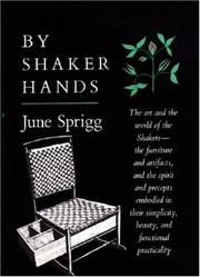 By shaker hands PDF