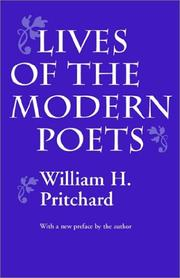 Lives of the modern poets PDF