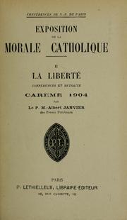 Exposition de la morale catholique
