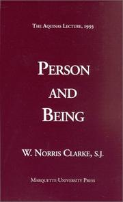 Person and being PDF
