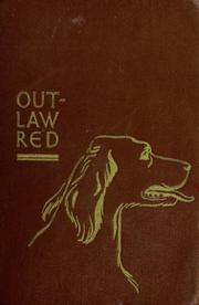 Cover of: Outlaw red by Jim Kjelgaard