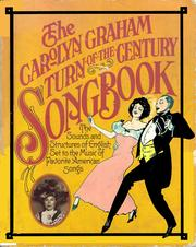 The Carolyn Graham Turn-Of-The-Century Songbook PDF