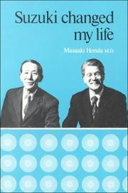 Suzuki Changed My Life PDF
