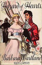 A hazard of hearts by Barbara Cartland
