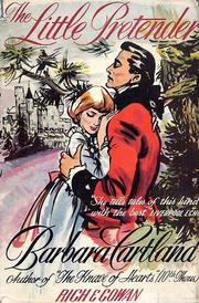 The little pretender by Barbara Cartland