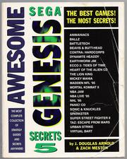 Awesome Sega Genesis Secrets 5 by J. Douglas Arnold, Zach Meston