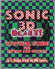 Sonic 3D Blast Survival Guide by J. Douglas Arnold, Willy Campos
