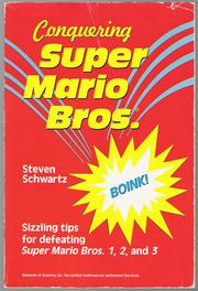 Cover of: Conquering Super Mario Bros. Adventures by Steven A. Schwartz