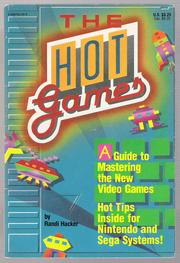 The Hot Games by Randi Hacker