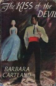 The Kiss of the Devil by Barbara Cartland