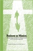 Cover of: Business As Mission by Tom A. Steffen, Mike Barnett