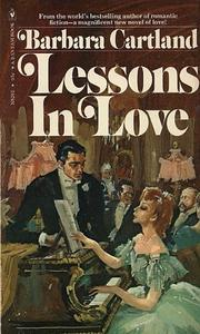 Lessons in Love by Barbara Cartland