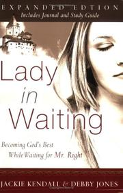 Cover of: Lady in Waiting by Debby Jones