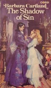 The Shadow of Sin by Barbara Cartland