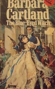 The blue-eyed witch by Barbara Cartland