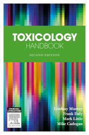 Toxicology Handbook by Lindsay Murray, Mike Cadogan, Frank Daly, Mark Little