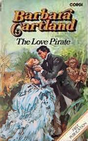 The Love Pirate by Barbara Cartland
