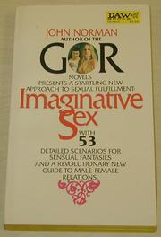 Cover of: Imaginative Sex by John Norman
