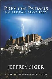 Prey on Patmos by Jeffrey Siger