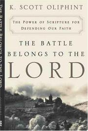 The Battle Belongs to the Lord PDF
