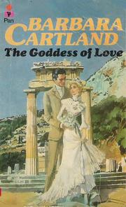 Cover of: The goddess of love by Authors mixed