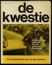 De kwestie by Fons Robberechts, Jan van der Straeten