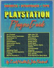 PlayStation Player&#39;s Guide by Zach Meston, John Ricciardi