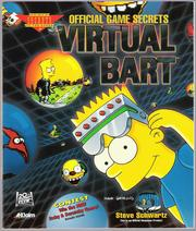Virtual Bart: Official Game Secrets by Steven A. Schwartz