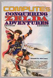 Compute&#39;s Conquering Zelda Adventures by Donald R. McCrary