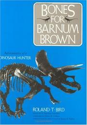 Bones for Barnum Brown PDF