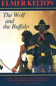 The wolf and the buffalo PDF