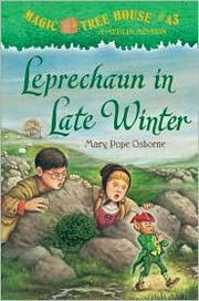 Cover of: Leprechaun in late winter by Mary Pope Osborne