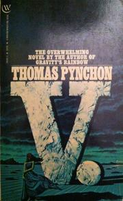 V by Thomas Pynchon