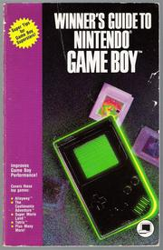 Winner&#39;s Guide to Nintendo Game Boy by Kate Barnes