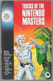 Tricks of the Nintendo Masters by Ed Tiley