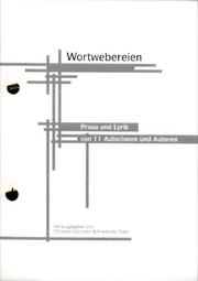 Wortwebereien by Christine Günthner, Friederike Stein