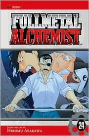 Cover of: Fullmetal Alchemist, Volume 24 by