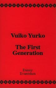 Vuiko Yurko  The First Generation PDF
