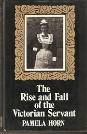 The Rise and Fall of the Victorian Servant PDF