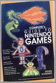 Compute&#39;s Guide to Nintendo Games by Steven A. Schwartz