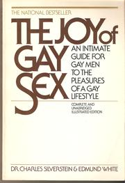 The Joy of Gay Sex by Charles Silverstein