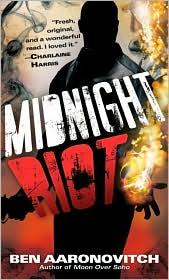 Cover of: Midnight Riot by Ben Aaronovitch
