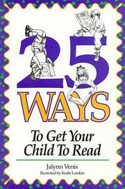 25 ways to get your child to read