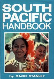 South Pacific handbook by Stanley, David.