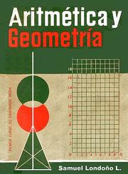 Aritmtica y Geometra by Samuel Londoo L.